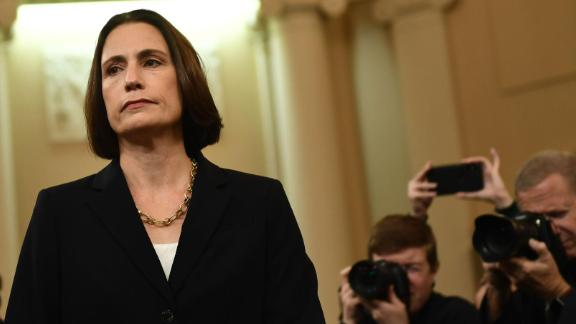 Fiona Hill, the National Security Council