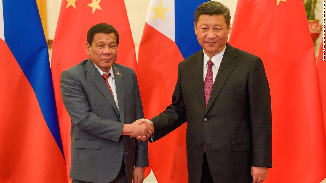 China can shut off the Philippines' power grid at any time, leaked report warns