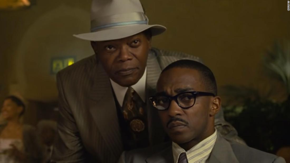 Apple abrupt bricht die premiere von Samuel L. Jackson Film 'Der Bankier'