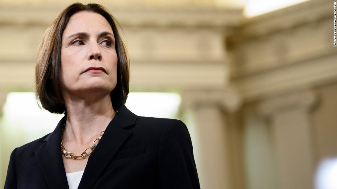 Fiona Hill offers broad defense of impeachment witnesses: 'We came as fact witnesses' thumbnail