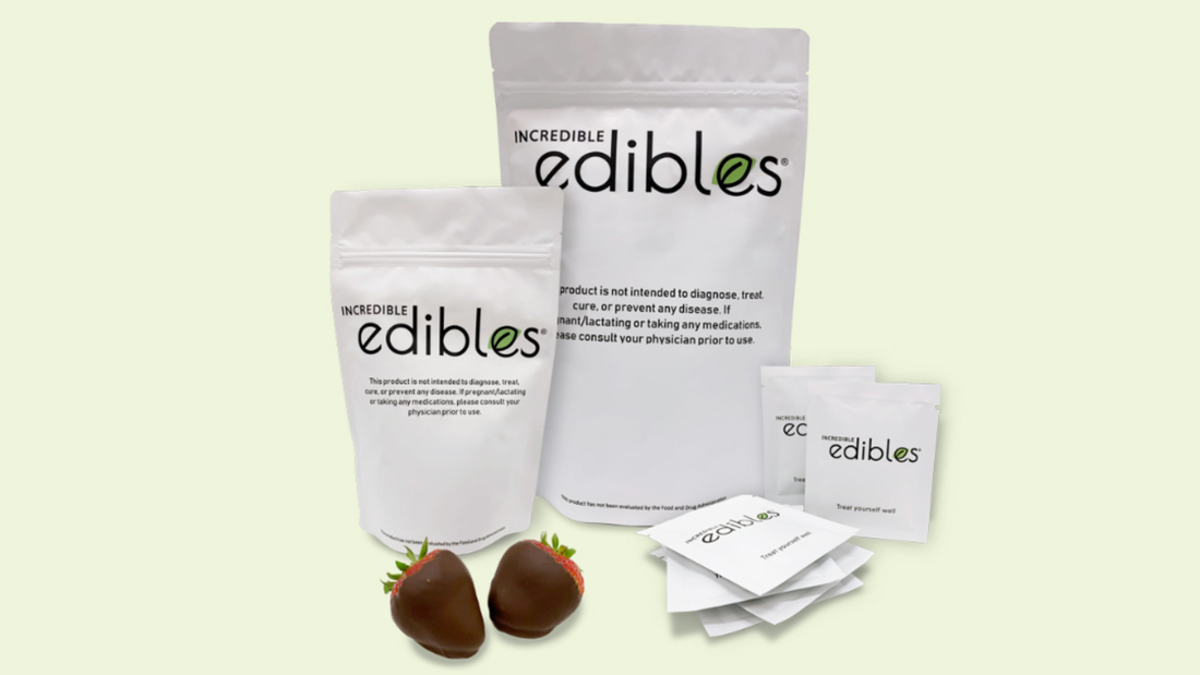 Edible Arrangements is rolling out a new CBD-infused product line.