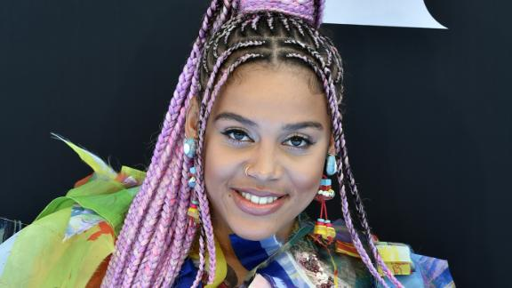 South African singer, Sho Madjozi won the 2019 BET New International Act. In her acceptance speech, she said, 'My story is a testament that you can come from any village, in any forgotten part of the world, and still be a superstar.""