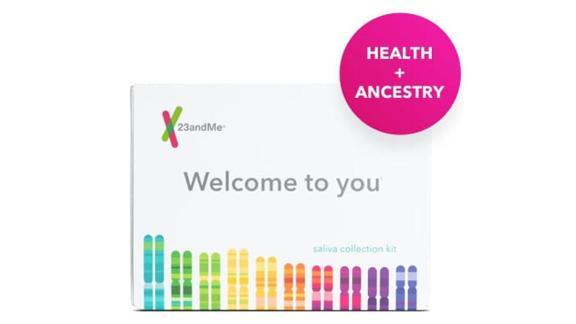 23andMe Health and Ancestry Kit ($99, originally $199; 23andme.com): Who isn