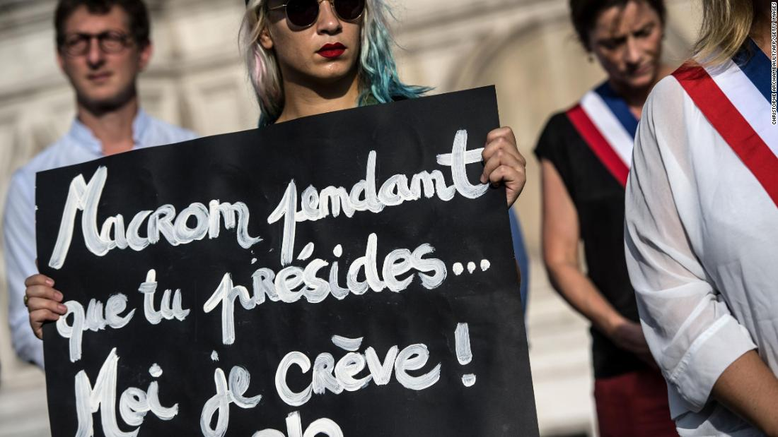 137 women have been killed by their partners in France this year. Critics blame a 'deeply sexist society'