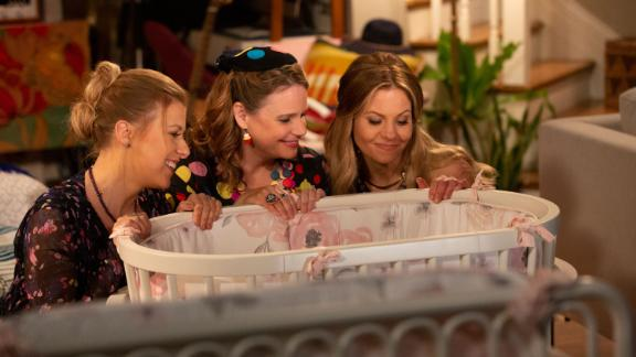 """Jimmy and Steph bring their new baby home and dive headfirst into the world of parenting in Season 5 of the <strong>Netflix </strong>series <strong>""""Fuller House.""""</strong> But no worries, they've got a house full of hands to help. Here's some of what else is streaming in December..."""