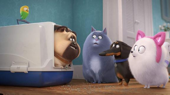 """<strong>""""The Secret Life of Pets 2""""</strong>: This sequel continues the story of Max and his pet friends, following their secret lives after their owners leave them for work or school each day. <strong>(Netflix) </strong><br />"""