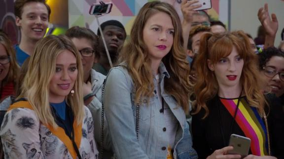 """<strong>""""Younger"""" Season 6</strong>: After Liza lands her dream job by posing as a millennial, she realizes that the truth is much better than fiction. <strong>(Hulu) </strong>"""