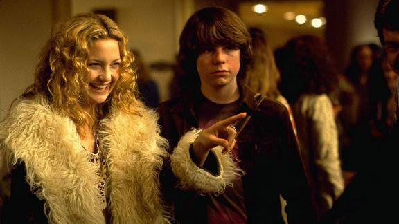 """<strong>""""Almost Famous""""</strong>: A teenage journalist writing for Rolling Stone in the early 1970s tried to get his first cover story published in this now famous film. <strong>(Amazon Prime, Hulu) </strong>"""