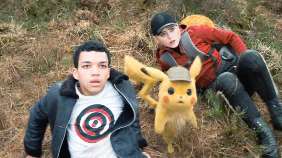 """<strong>""""Pokémon Detective Pikachu""""</strong>: A boy teams up with an intelligent Pikachu who wants to be a detective. <strong>(HBO Now) </strong>"""