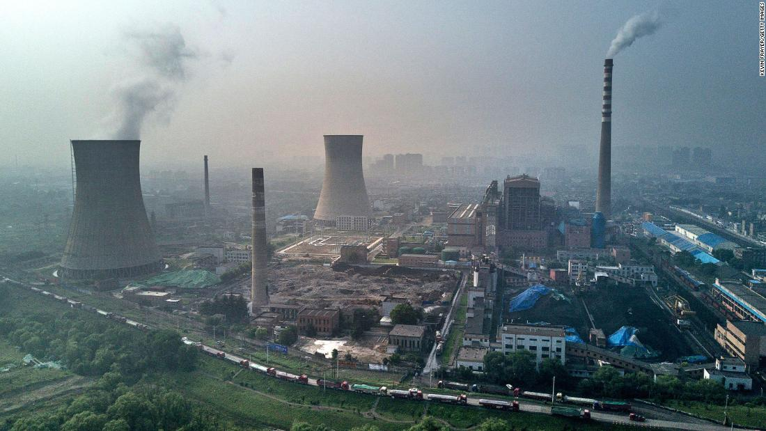 China's annual emissions surpass those of all developed nations combined, report finds