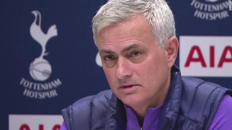 ผลการค้นหารูปภาพสำหรับ Jose Mourinho and Tottenham: A match made in heaven ... or hell?
