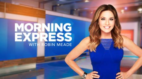 Morning Express with Robin Meade