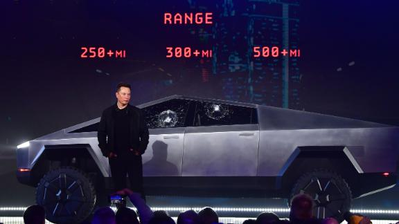Elon Musk learned something during the Cybertruck's unveiling: he should have hit the windows first, then the doors.