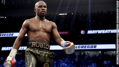 Floyd Mayweather says he is 'coming out of retirement in 2020' after UFC talks