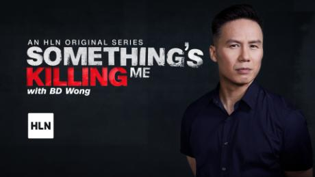 Something's Killing Me with BD Wong