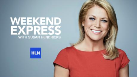 Weekend Express with Susan Hendricks