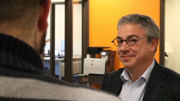 Catalyte founder Michael Rosenbaum is seeking to take the bias out of tech hiring.
