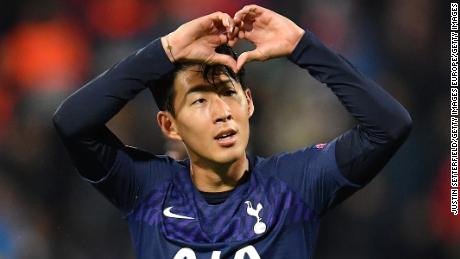 Son Heung-Min is one of the biggest stars in South Korea.