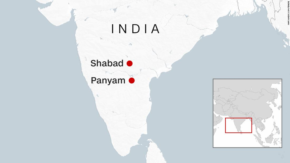 In separate cases, two boys in India fell into big pots of hot stew. Both died of burns