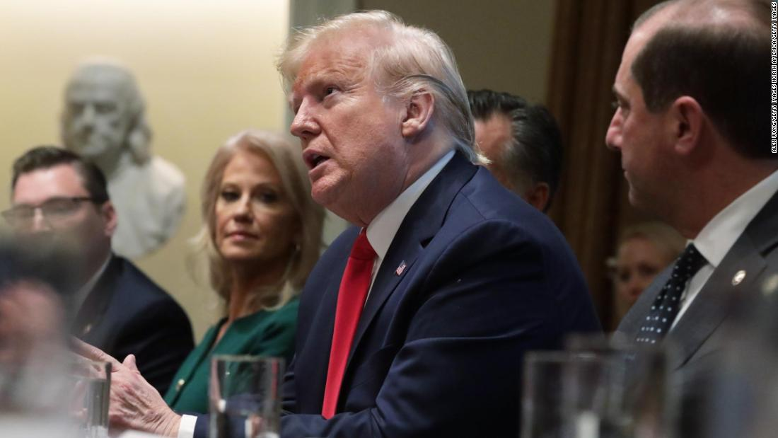 Πώς Donald Trump χρησιμοποιεί το Καμπ Ντέιβιντ για να επιζητήσει τους Ρεπουμπλικάνους