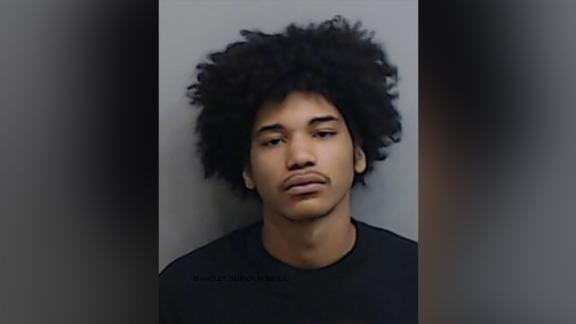 Barron Brantley, 21, is charged with murder in the death of Alexis Crawford.