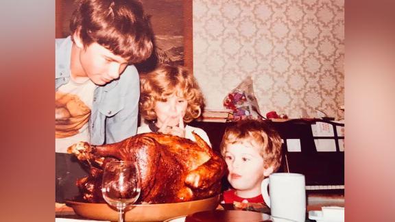 The Perry siblings, Curtis, Susanna and David (L-R), circa 1977.