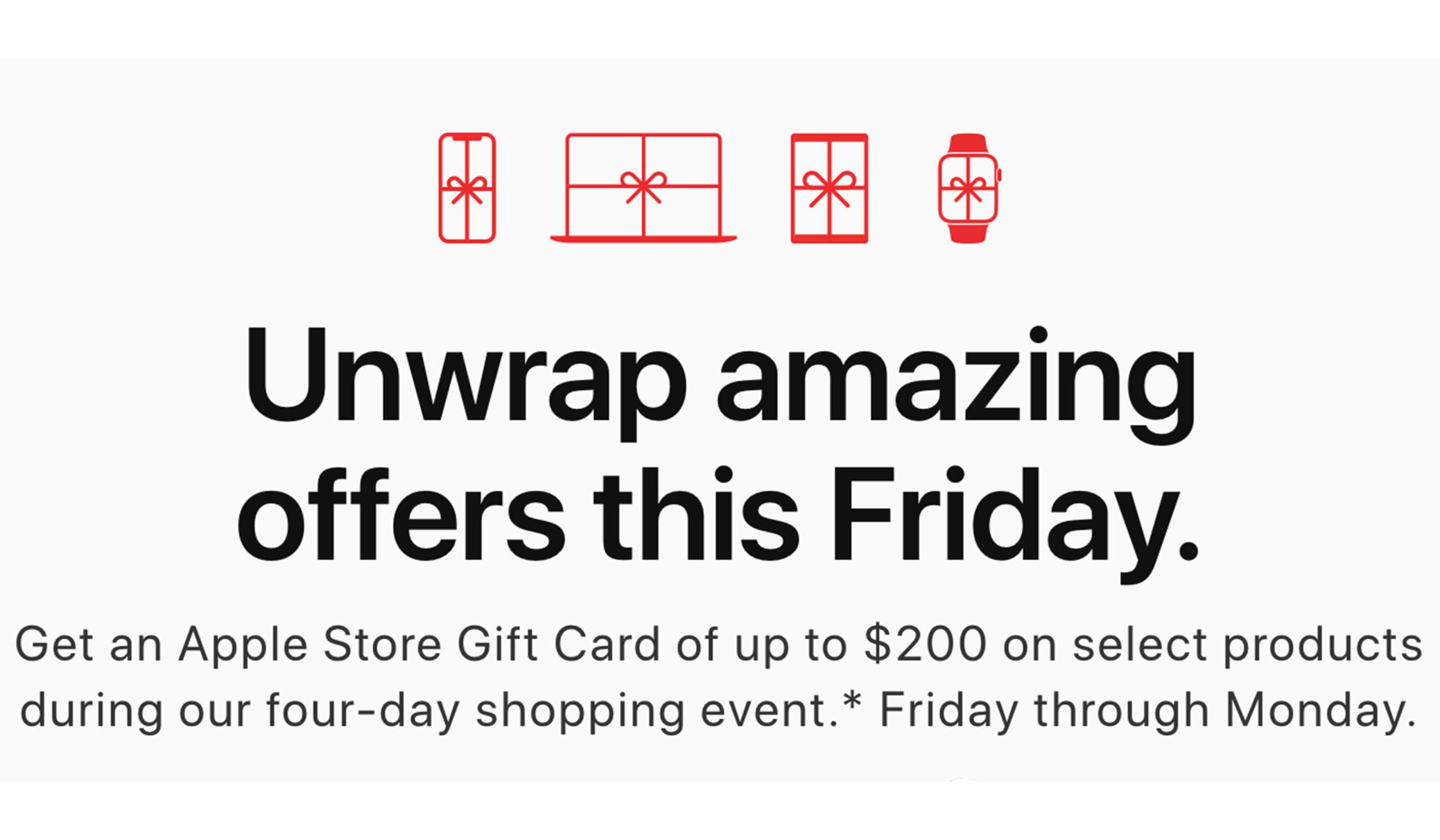 Apple Announces A Four Day Shopping Event For Black Friday And Cyber Monday Cnn Underscored