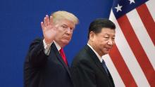 Trump says the trade agreement with China will be signed in January