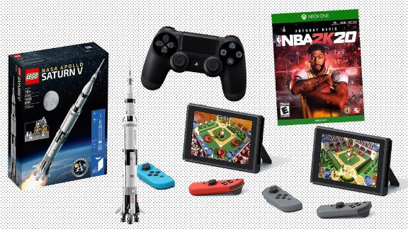 Toy And Gaming Black Friday Deals Nintendo Switch Playstation Xbox And More Cnn Underscored