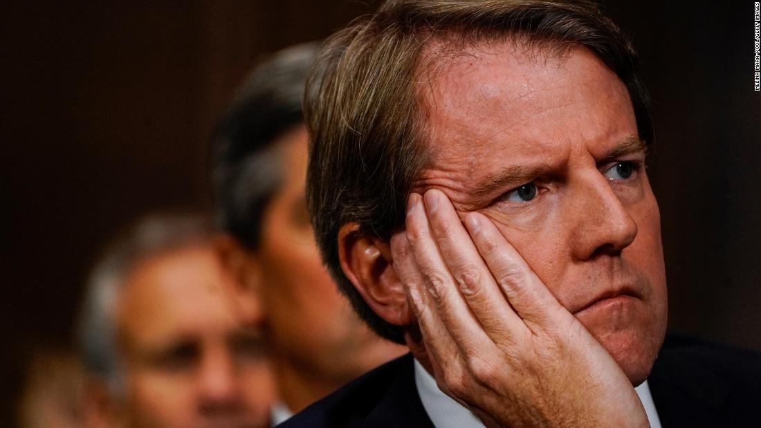 House Democrats say Trump's impeachment defense undercut DOJ's case against McGahn subpoena thumbnail