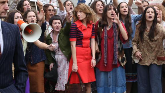"""<strong>""""From Father to Daughter"""":</strong> This captivating family saga is richly told through the historical changes experienced in Italy from 1958 to the 1980s, including its economic boom and women empowerment. <strong>(Acorn TV) </strong>"""