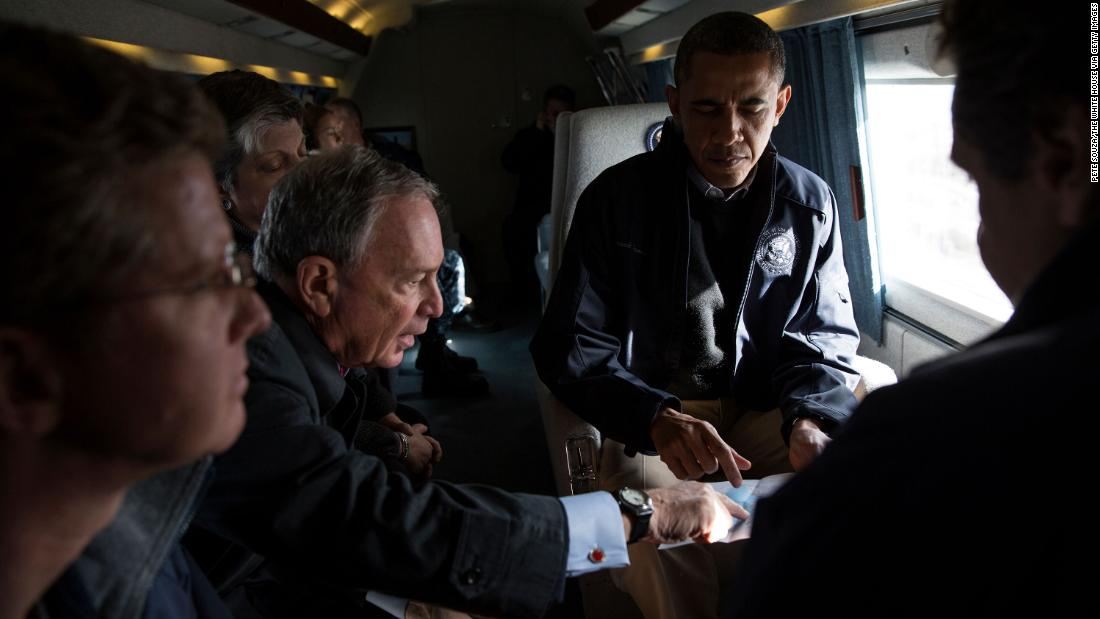 Bloomberg's $38 million investment buys Obama TV ads but doesn't rewrite complicated relationship