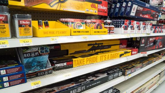 Eye injuries from BB guns and other nonpowder firearms rose more than 30% among children between 1990 and 2016, a new study found. Researchers hope the findings convince parents and young people to take the weapons more seriously.