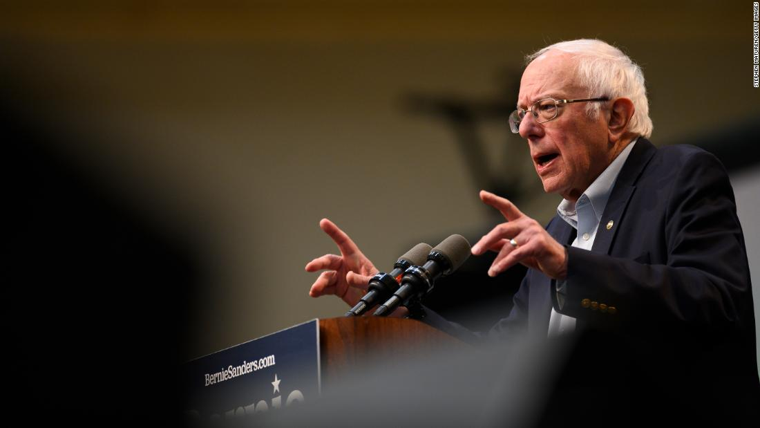 The 1 big reason why the Des Moines Register didn't endorse Bernie Sanders