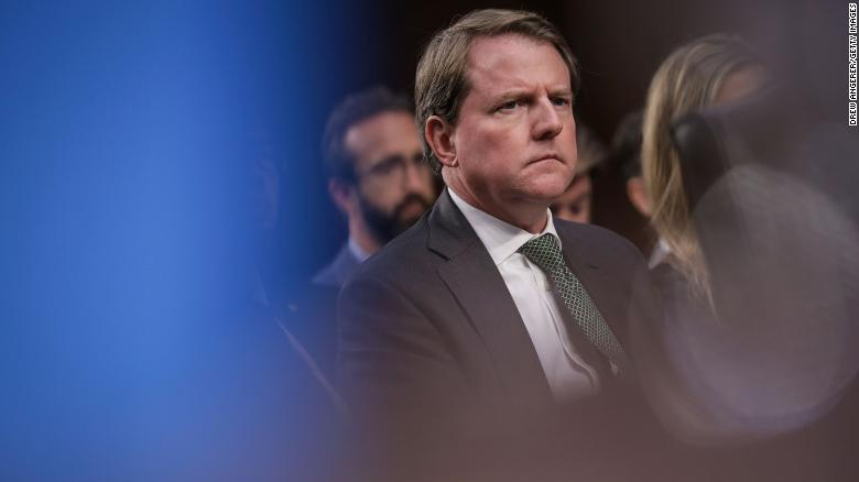 House Democrats ask appeals court to review ruling that McGahn doesn't have to testify