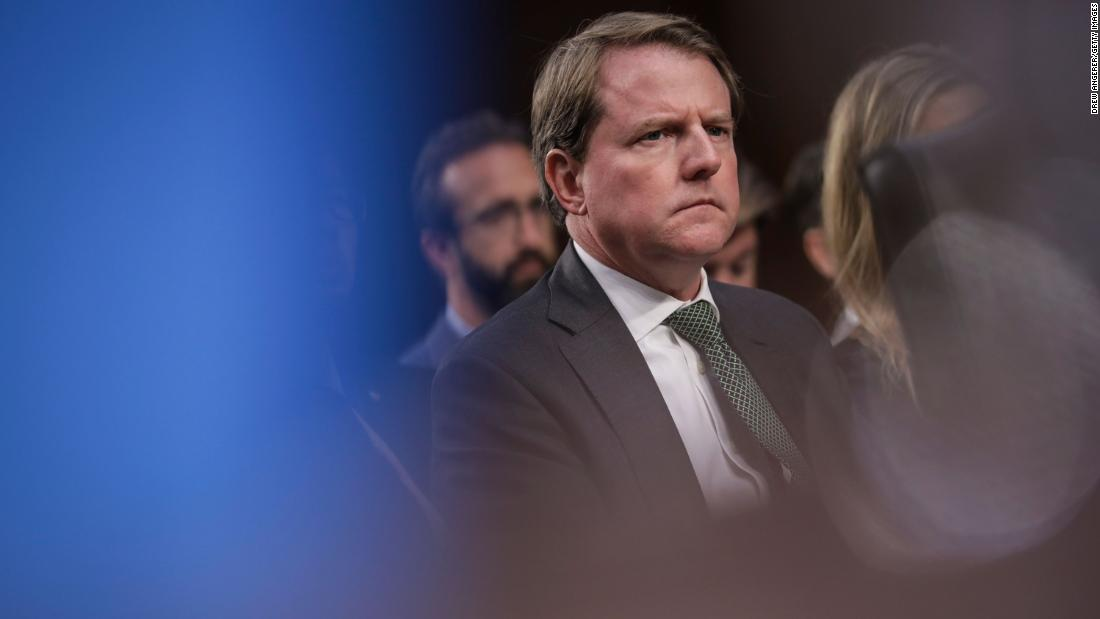 House can subpoena former White House counsel Don McGahn to testify, appeals court rules