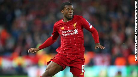 Wijnaldum on racism: I would walk off the pitch, even in UCL Final