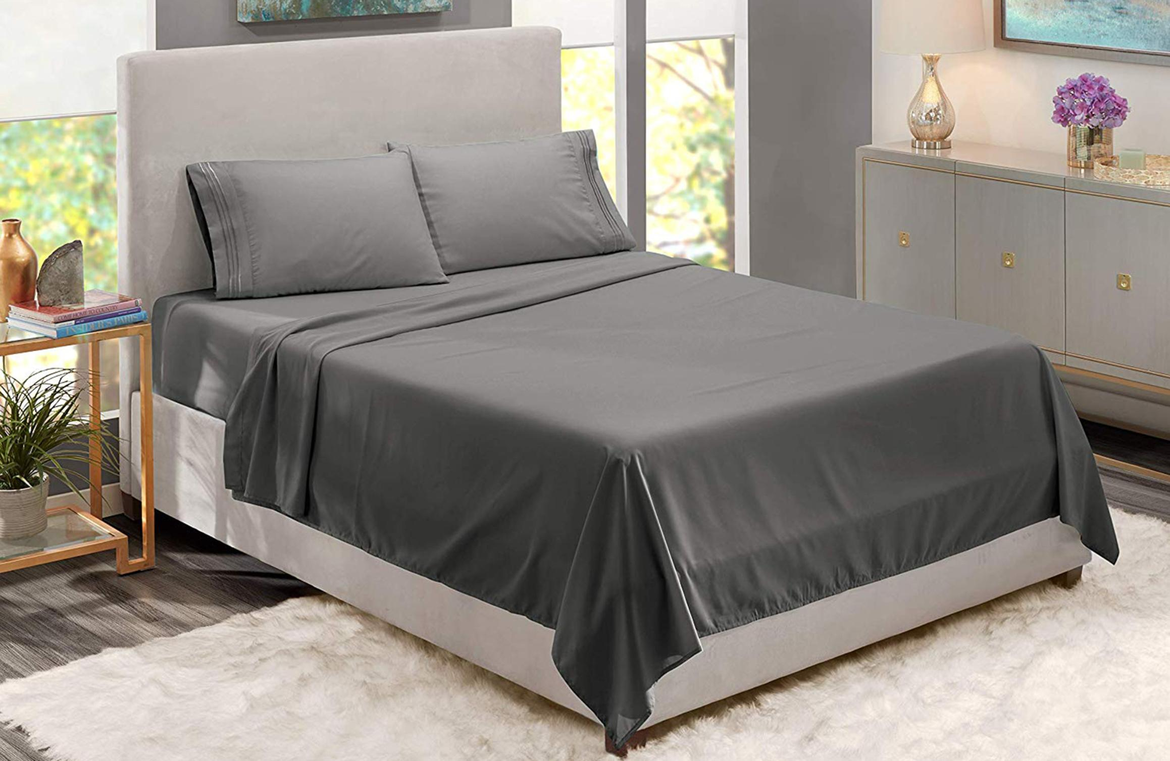 Picture of: Best Sheets On Amazon The Top Rated Sets With 5 Star Ratings Cnn Underscored
