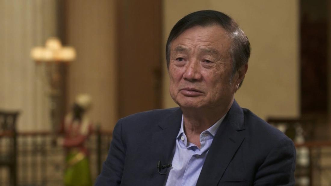 Huawei CEO: We can still be No.1 without Google