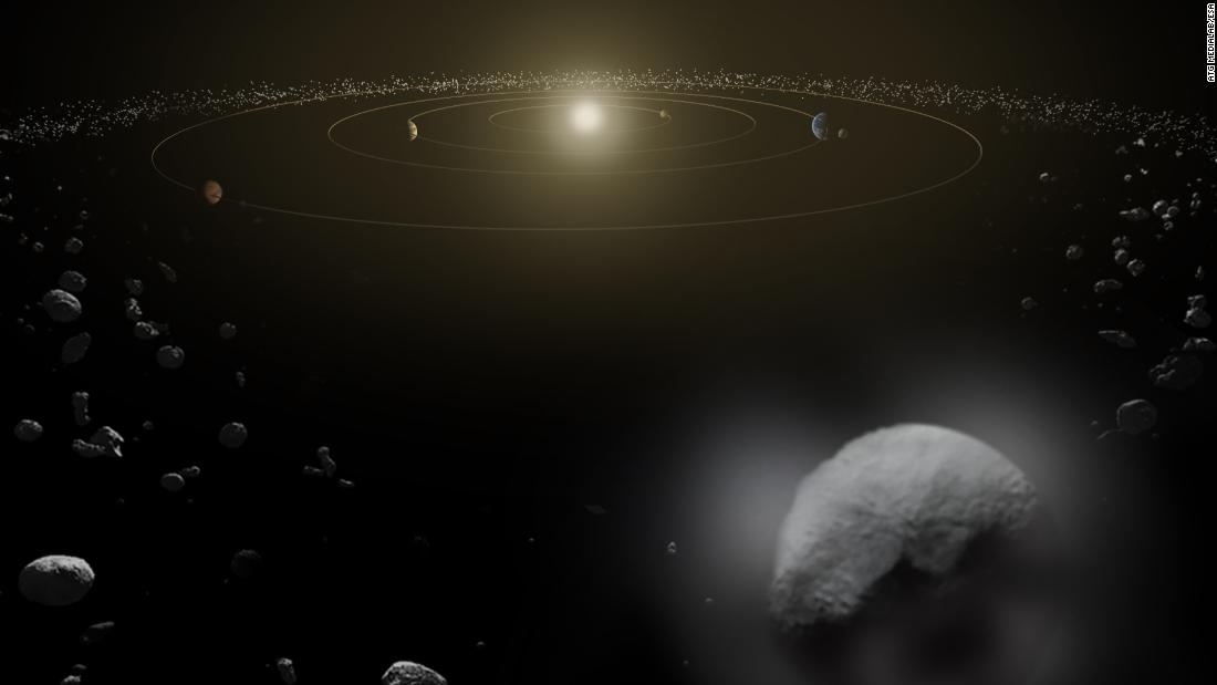 Oldest known asteroid strike may have ended Snowball Earth