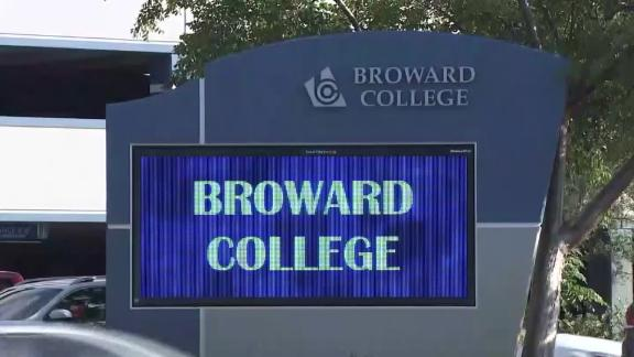 Rashid also sought to bomb Broward College in Fort Lauderdale, authorities say.