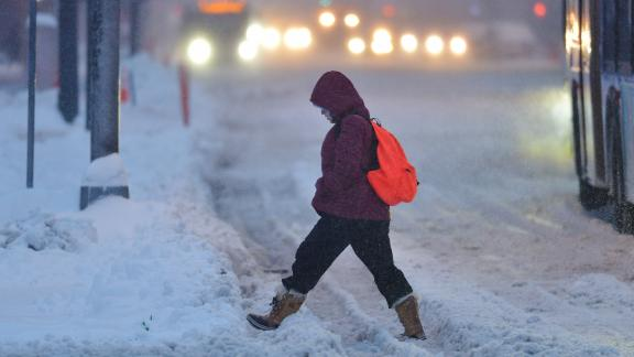 A major snowstorm hit the Denver metro area this week.