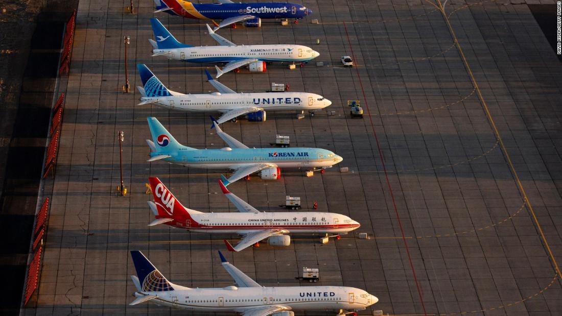 Boeing entdeckt Problem mit der 737 Max flight Computer, Quelle sagt