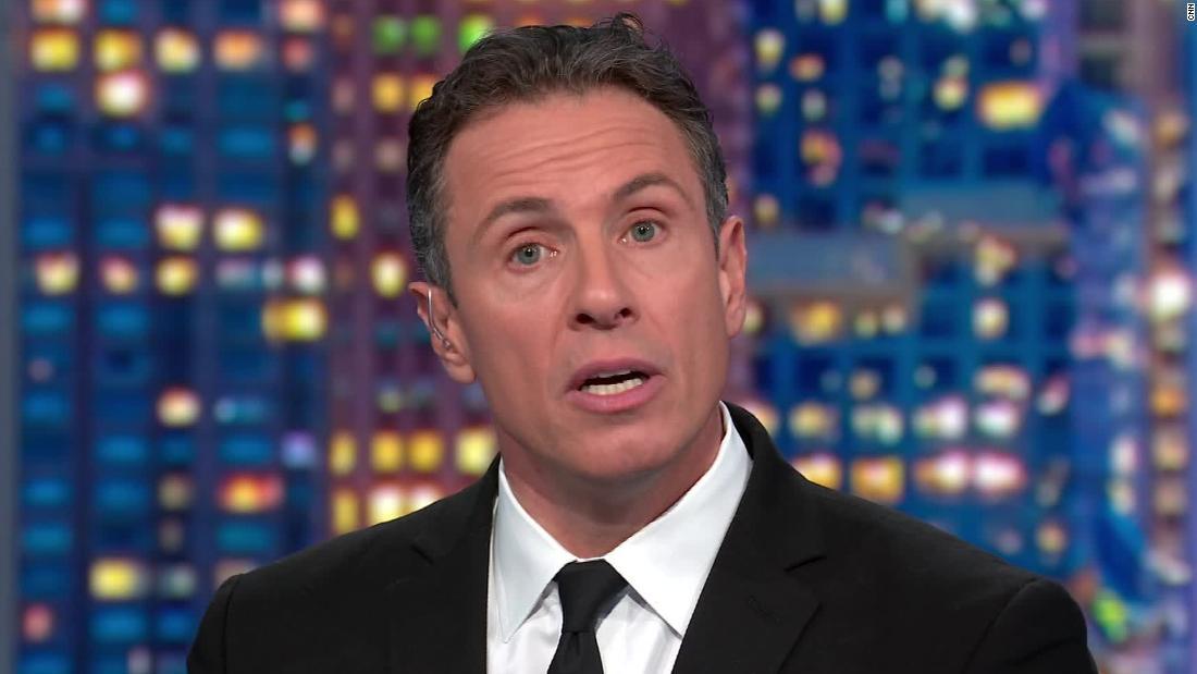 Chris Cuomo: Trump Opfer von seinem Mund