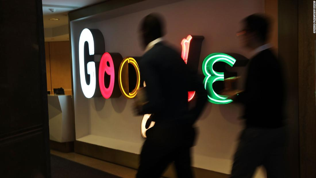DOJ's antitrust probe of Google includes search on Android, says rival