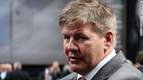 Bill Peters will not coach the Calgary Flames in Wednesday's game against the Buffalo Sabres amid investigation