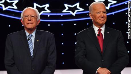 New York Democratic Primary 2020.Joe Biden Bernie Sanders Atop 2020 Democratic Primary Field