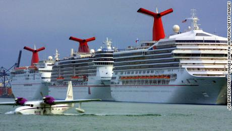 CDC is lifting cruise ship ban in US waters -- but it's 'conditional'