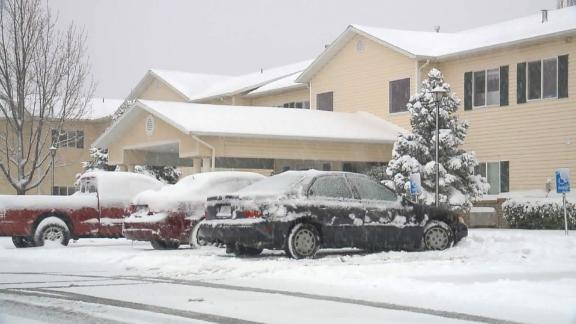 Police in Tooele City, Utah found a woman dead in her apartment and her husband