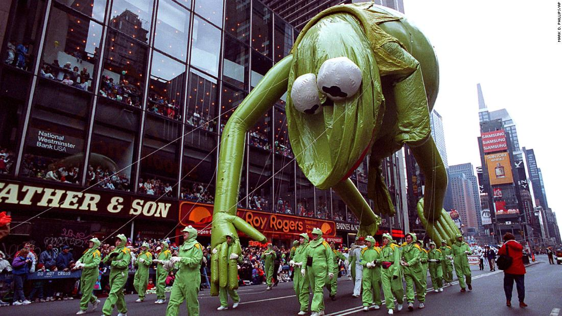 Macy's Thanksgiving Day Parade: Some of the most infamous balloon accidents